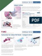 FIMO Colour Kits Compact Mirror