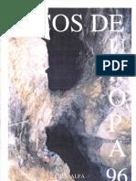 Memoria Picos de Europa 1996