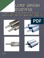 Steel Mill Rolls Catalog