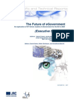 The Future of eGovernment