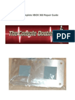 Console Doctor Rrod Repair Kit Instructions