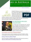 Pakistanis in Australia Vol2issue 10 2012