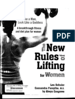 The New Rules of Lifting for Women-Schuler Et Al