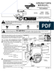 Tecumseh Quick Reference and Troubleshooting for Engines