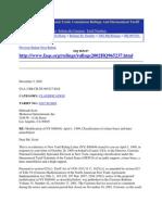 Knee Brace & Knee Immob Taiwan - US ITC Rulings & HTS HQ 965237 DEC 2001