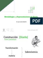 Metodologc3adas y Representaciones de Disec3b1o