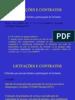 Licitações Contratos II