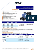 33kva Generador Diesel t33k (Espanol)