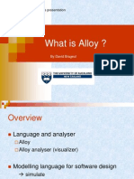 What is Alloy