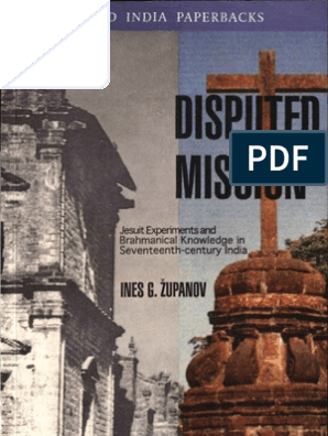 Disputed Mission | Society Of Jesus | Missionary