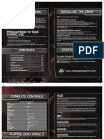 Dead Space Manual