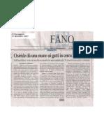 Il Messaggero 27 dicembre 2007