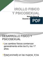 DESARROLLO FISICO YPSICOSOCIAL