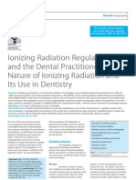 Ionizing Radiation Regulations