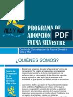 Programa Adopcion Fauna Silvestre