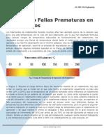 Detect an Do Fallas Prematuras en Rodamientos Articulo 001-10 AP-WAL