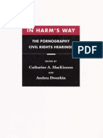 In Harms Way - MacKinnon and Dworkin - PDF