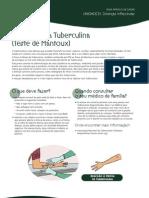 21.6. Prova Da Tuberculin A (Teste de Mantoux)