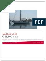 Northwind 47 ancasta 11 2010