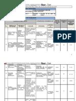 Plan de evaluación AGGAE342  I 2012