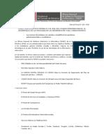 Sobre Gobierno Electrónico y el rol del Estado peruano hacia  el Desarrollo de la Sociedad de la Información y del Conocimiento