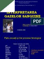 EAB Sau Gazele Sanguine