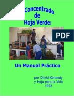 Manual Hoja Verde