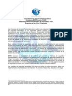 BASC Empresas de Servicios Temp or Ales )
