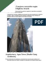 5 Rasgacielos