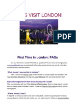 Let's Visit London! - Mary Leonardi