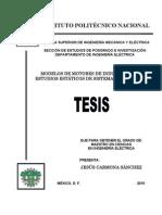 Modelos de Motores de Induccion Para Estudios Estaticos de Sistemas de Potencia