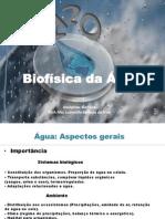 Aula 2 - Biofísica da agua