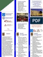 Workshop sullo stato della giustizia in Italia