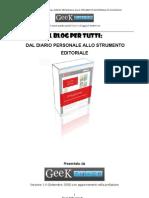 eBook - Il Blog Per Tutti 1.4