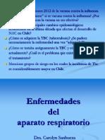Enfermedades respiratorias 2012 I