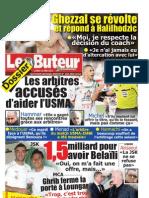 LE BUTEUR PDF du 14/05/2012
