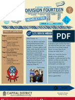Division 14's May Newsletter