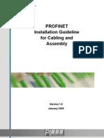 PROFINET Guideline Assembly 8072 V10 Jan09