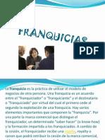 FRANQUICIAS Y EMPRENDIMIENTO