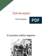 3 e 4 - Ciclo Do Acucar - Imagens