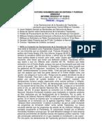 Informe Uruguay 10-2012