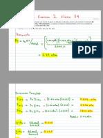 Resolucion  Examen 2 clase 39