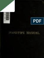 Scheerer-The Blowpipe Manual