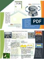 FOLLETO ESTRACTOR EÓLICO Energyplus 2011