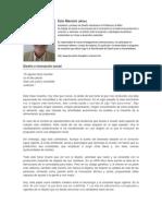 Diseño e innovacion social - Ezio Manzini