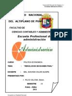 Economia Informal en El Peru Final