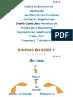 Bombas en Serie y Paralelo