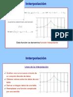 A- Ejemplos Interpolacion