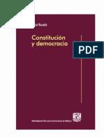 CONSTITUCION_Y_DEMOCRACIA. D. Valadés