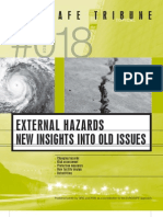 External Hazards, New Insights Into Old Issues